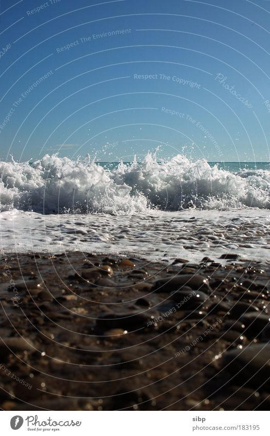 Water Ocean Beach Vacation & Travel Relaxation Stone Waves Wet Tourism Threat Leisure and hobbies Wild Damp To break (something) Pebble Summer vacation