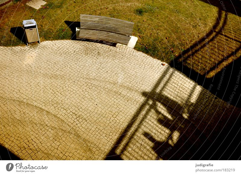 Human being City Meadow Lanes & trails Park Places Bridge Round Observe Warm-heartedness Tracks Handrail Paving stone Pedestrian Trash container Park bench