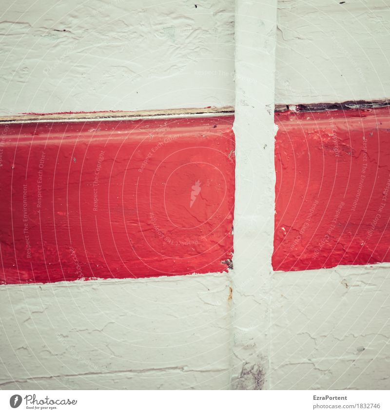 red white Style Design Decoration Wood Line Stripe Bright Red White Colour Advertising Watercraft Hull Plank Paintwork Background picture Colour photo