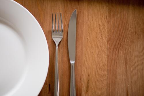 meal. Nutrition Breakfast Lunch Dinner Diet Fasting Crockery Plate Cutlery Knives Fork Healthy Eating Cooking Table Set meal Wood Living or residing