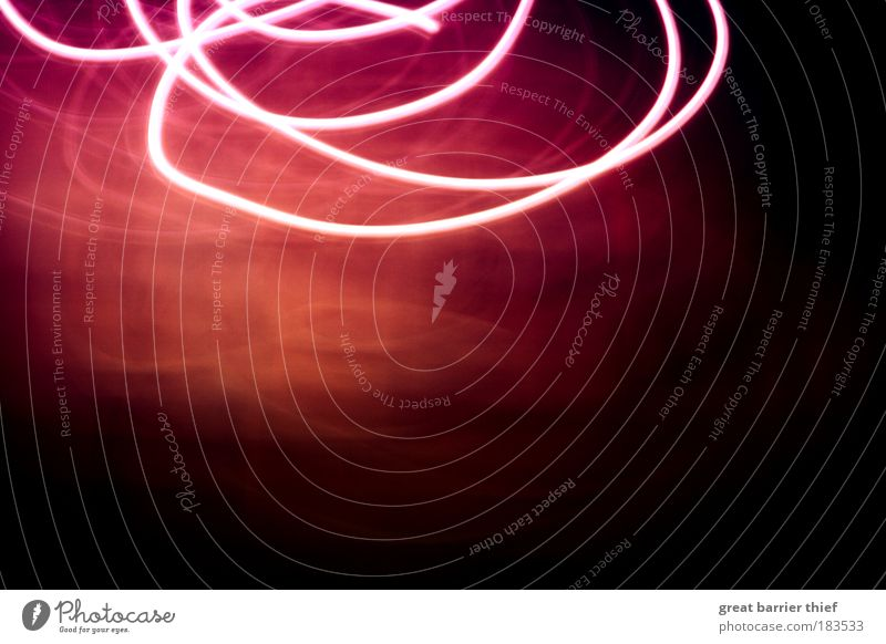 Red Movement Warmth Line Abstract Pink Circle Light Long exposure Uniqueness Multicoloured Illuminate Innovative Flashlight Inspiration