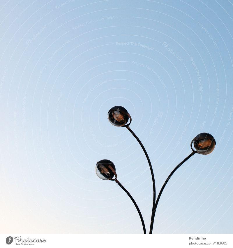 Blue Street Environment Lamp Elegant 3 Transport Energy industry Esthetic Future Illuminate Round Technology Uniqueness Lantern Beautiful weather