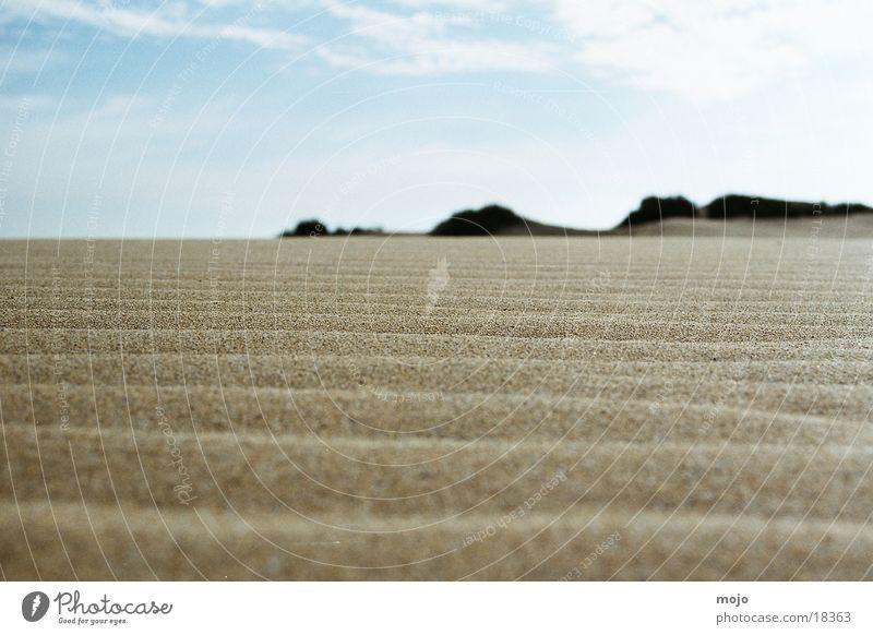 sand Beach Hill Sand Beach dune