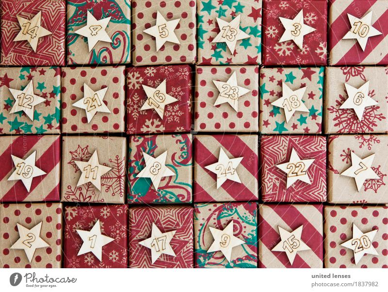 Christmas & Advent 18 - 30 years Anti-Christmas Art 2 Esthetic Gift Many Card 4 Anticipation 5 Work of art 20