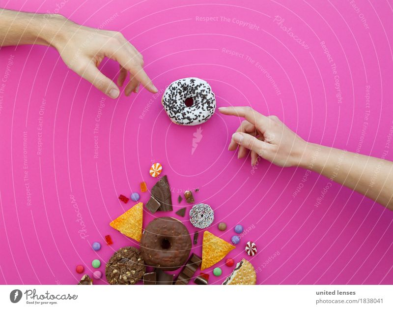 AKCGDR# Sweet Lord Art Work of art Painting and drawing (object) Esthetic Heavenly Snapshot Donut Human being Paranormal Chocolate Unhealthy Delicious Appetite