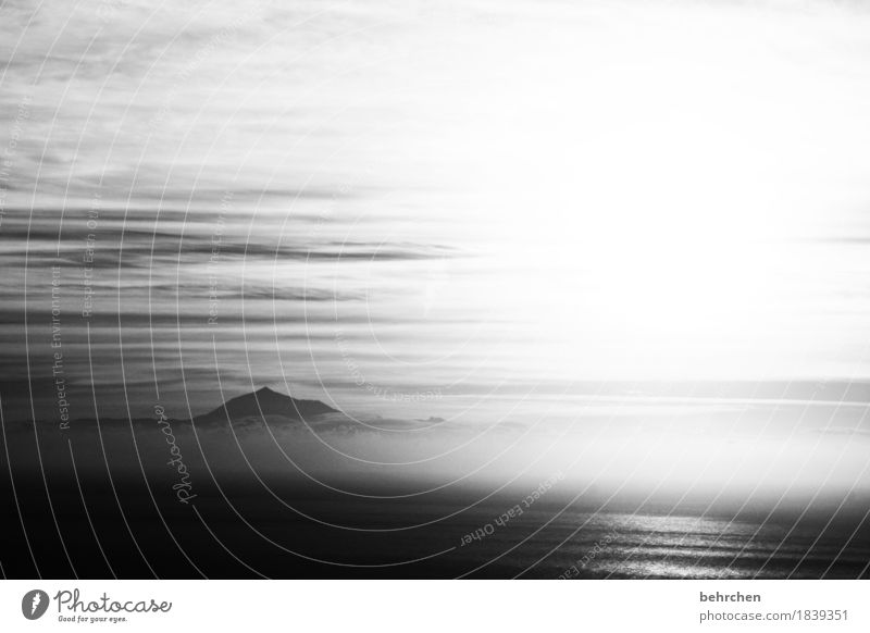Sky Landscape Clouds Coast Fog Waves To enjoy