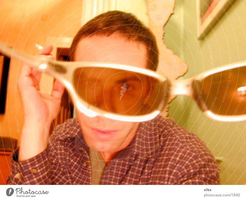 Human being Man Room Sunglasses