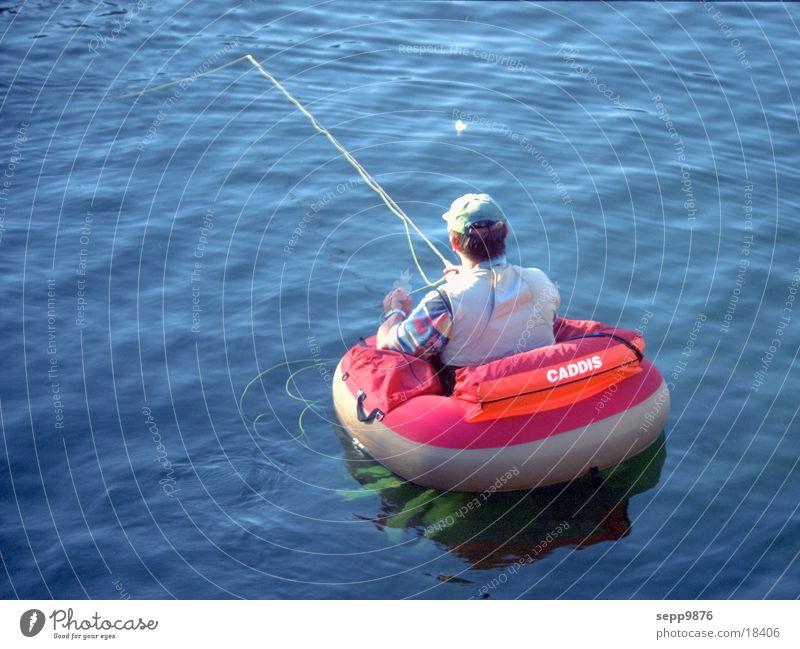 Man River Fishing (Angle) Fly fishing