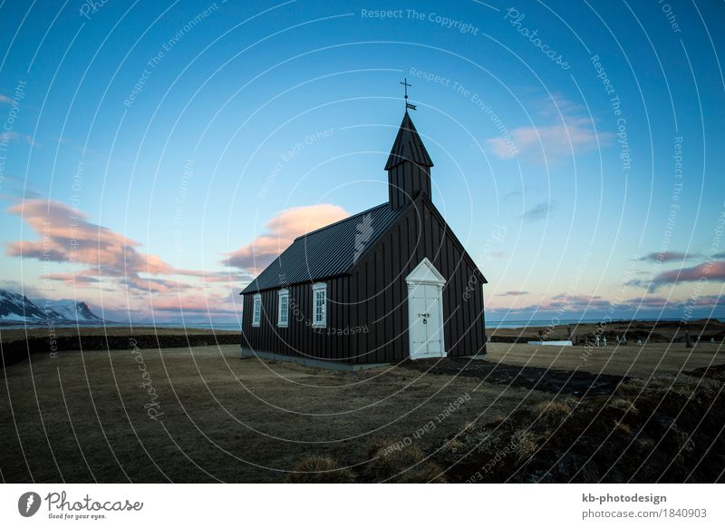 Vacation & Travel Far-off places Religion and faith Tourism Church Adventure Iceland Snæfellsnes