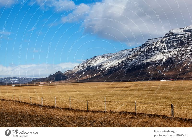 Vacation & Travel Far-off places Mountain Tourism Hiking Adventure Hill Iceland Snæfellsnes