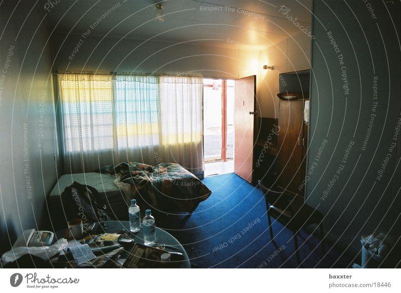 Ghosts in the Motel Room Ghosts & Spectres  Transport motel room Door Sun