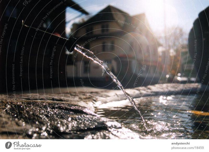 Water Sun Well