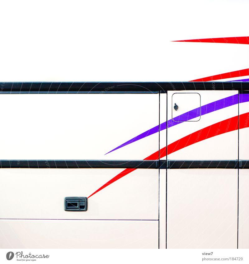 Red Colour Above Line Metal Design Elegant Crazy Modern Arrangement Simple Kitsch Good Thin Stripe Uniqueness