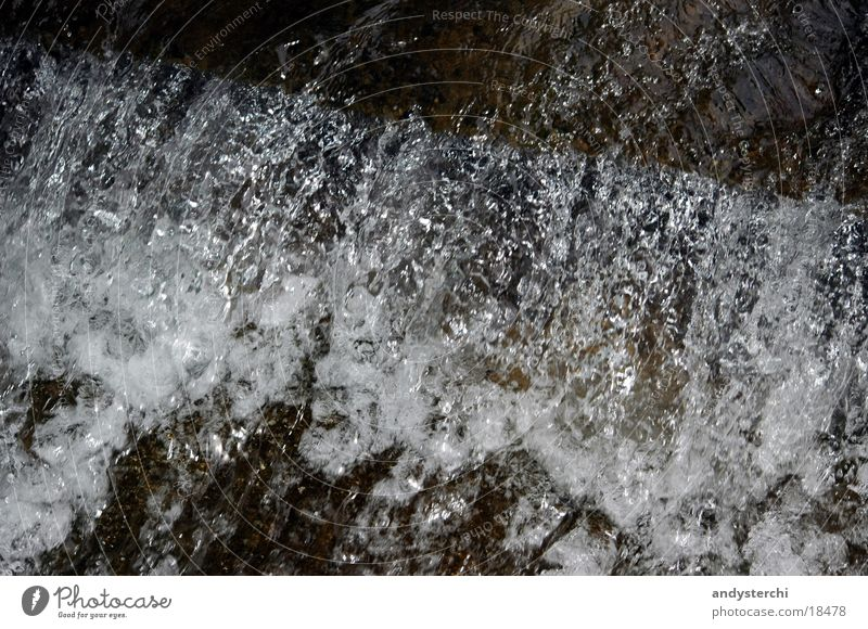 Water Wet River Blow Damp Brook Flow Foam Source Bubble Mineral water
