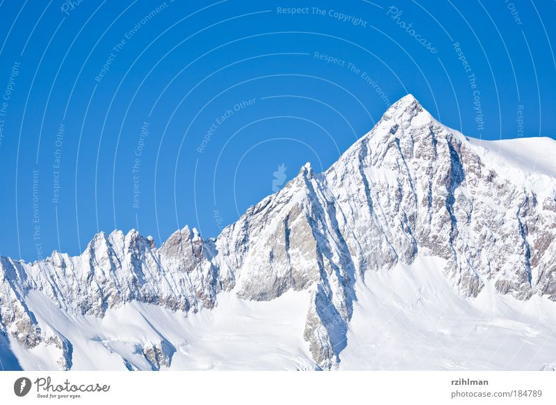 Blue White Sun Winter Clouds Cold Mountain Bright Fog Fresh Landscape Sky Hill Alps Peak Switzerland