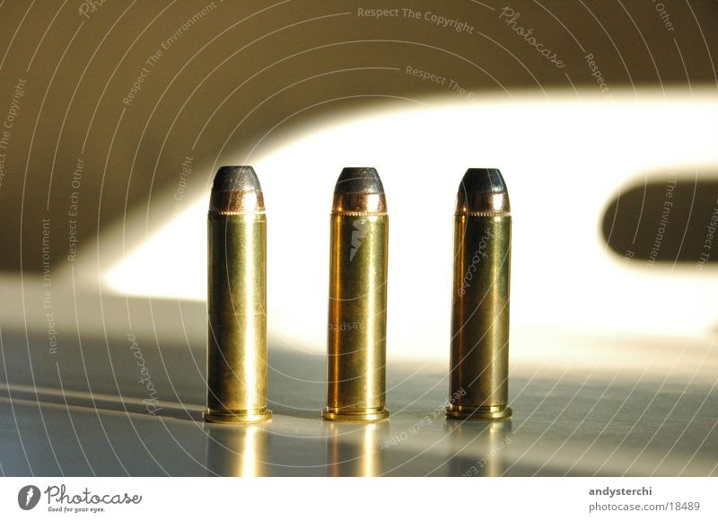 Ammunition 375 Magnum Image type and genre Weapon Handgun Things Munitions Sphere 357 magnum Metal refection Shot
