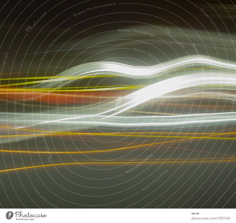 Yellow Colour Dark Movement Gray Line Dance Long exposure Flying Energy Fragrance Light Bizarre Ease