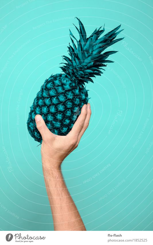 Pineapple making III Fruit Organic produce Vegetarian diet Diet Lifestyle Shopping Elegant Design Exotic Healthy Athletic Wellness Ball sports Award ceremony