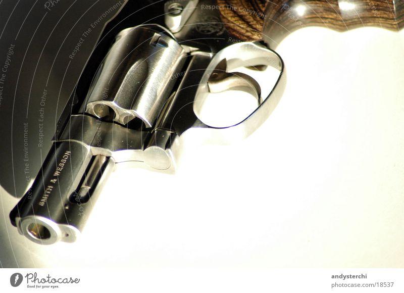 Wood Metal Dangerous Door handle Weapon Handgun Shot Shoot Smith & Wesson