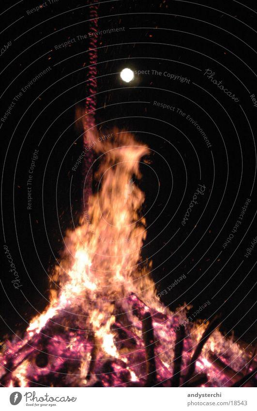 Wood Warmth Orange Blaze Physics Hot Moon Burn Flame Planet Trabbi