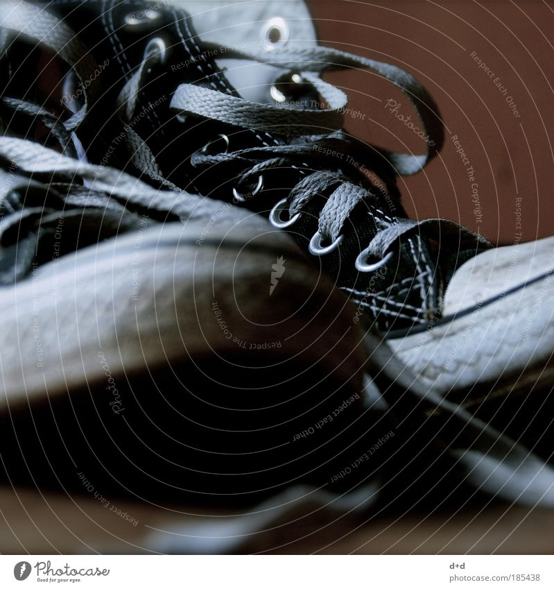 Old White Black Detail Style Fashion Footwear Design Lifestyle Clothing Retro Shabby Hip & trendy Sneakers Chucks Alternative