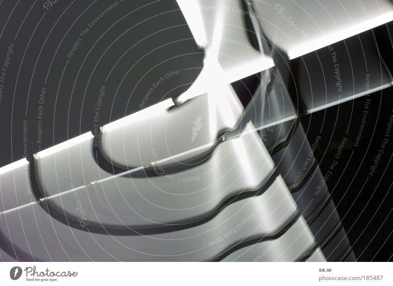 White Black Lamp Dark Gray Energy Crazy Speed Sign Whimsical Bizarre Sharp-edged Inspiration Fluorescent Lights