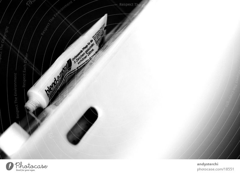 White Crazy Clean Things London London Underground Gully Pottery Toothpaste