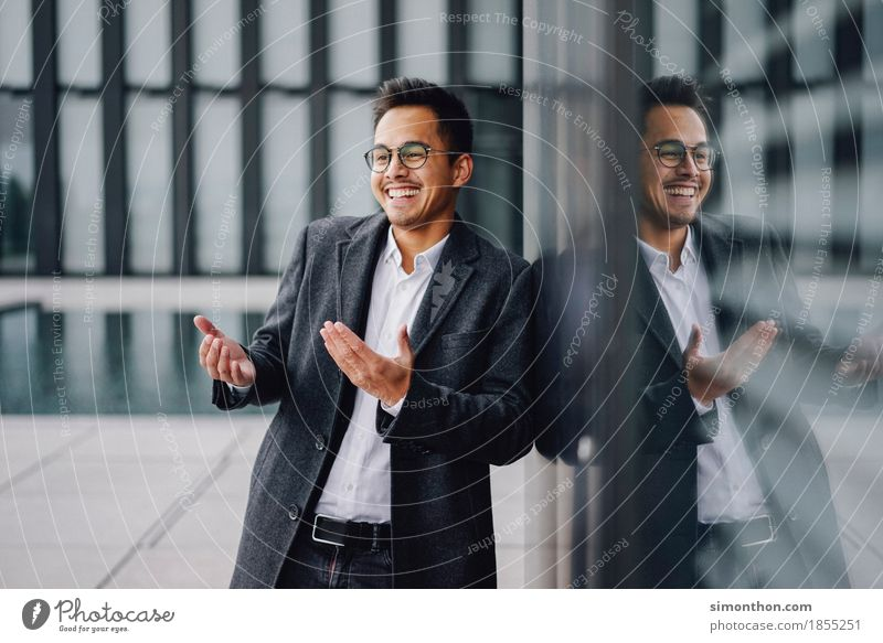 business Lifestyle Luxury Elegant Style Business Masculine Man Adults 1 Human being Emotions Moody Joy Happy Happiness Contentment Joie de vivre (Vitality)