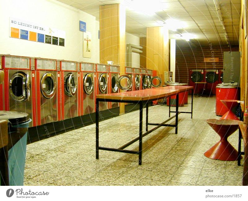 salon Laundromat Washer Store premises Services Room
