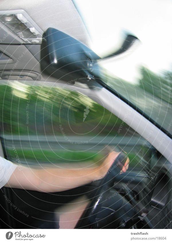 Car Arm Transport Speed Highway Steering wheel