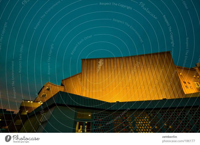 Dark Architecture Fear Lighting Perspective Hope Culture Creepy Concert Radiation Capital city Copy Space November Berlin Philharmonic Ancient civilization