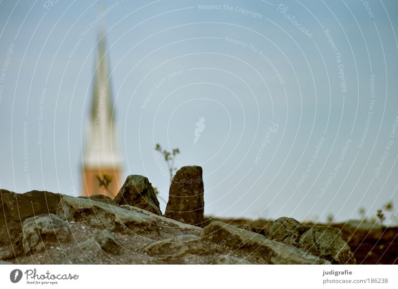 Sky Architecture Stone Rock Church Change Roof Point Manmade structures Past Vantage point Ruin Stony