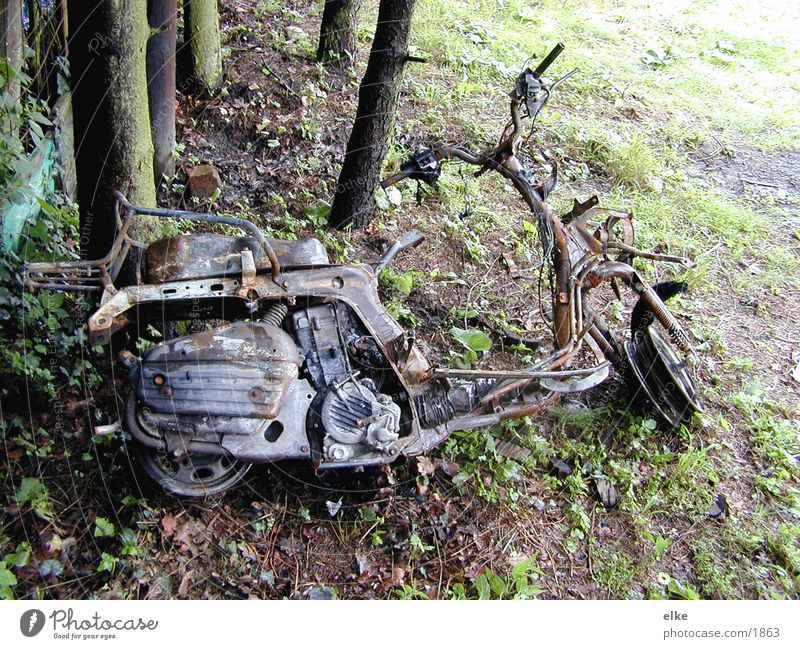 fire stool Motorcycle Nature