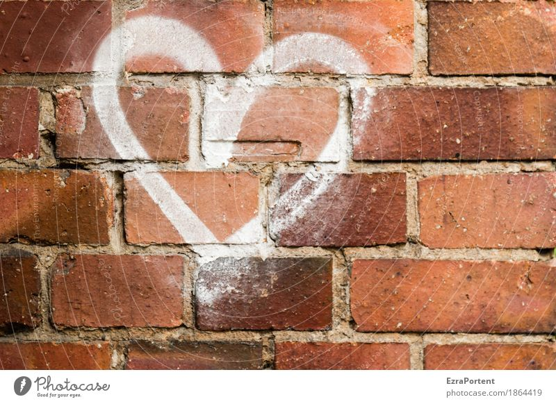 with heart and wall House (Residential Structure) Wall (barrier) Wall (building) Stairs Stone Brick Sign Graffiti Heart Line Love Infatuation Loyalty Romance