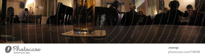 Nutrition Glass Large Table Beverage Drinking Gastronomy Panorama (Format) Freiburg im Breisgau Roadhouse No smoking