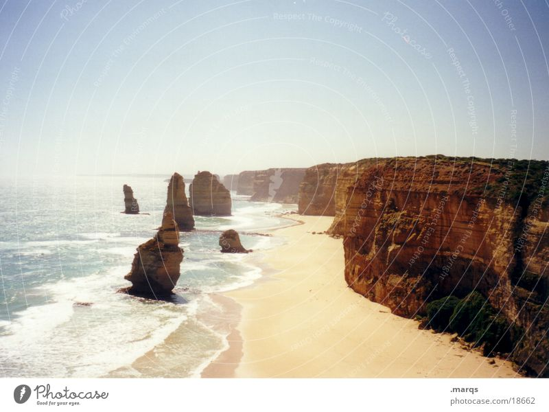 Water Beach Ocean Sand Coast Wet Rock Flying Corner Australia Surf Cliff South 12 Sandstone Great Ocean Road