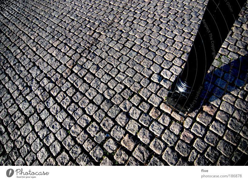 Dånischer Bøden Copenhagen Denmark Port City Populated Build Unwavering Pole Rod Paving stone Stone Ground Colour photo Exterior shot Bird's-eye view Wide angle