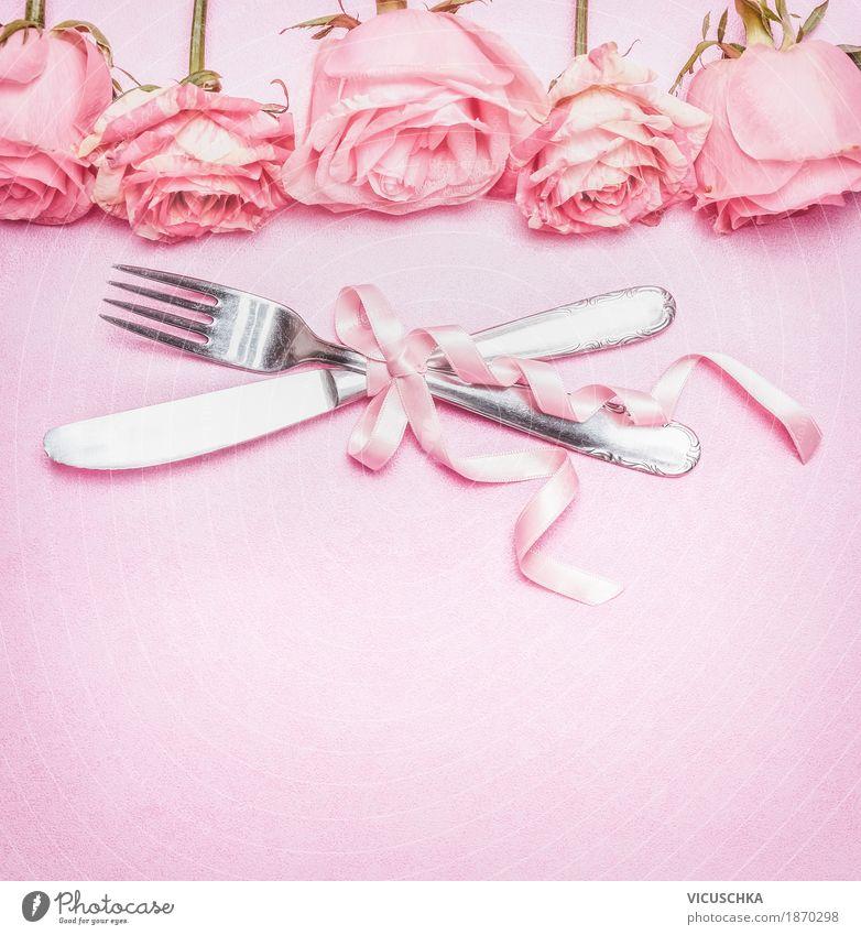 Flower Love Style Feasts & Celebrations Design Pink Living or residing Decoration Birthday Romance Wedding Symbols and metaphors Rose Restaurant Valentine's Day