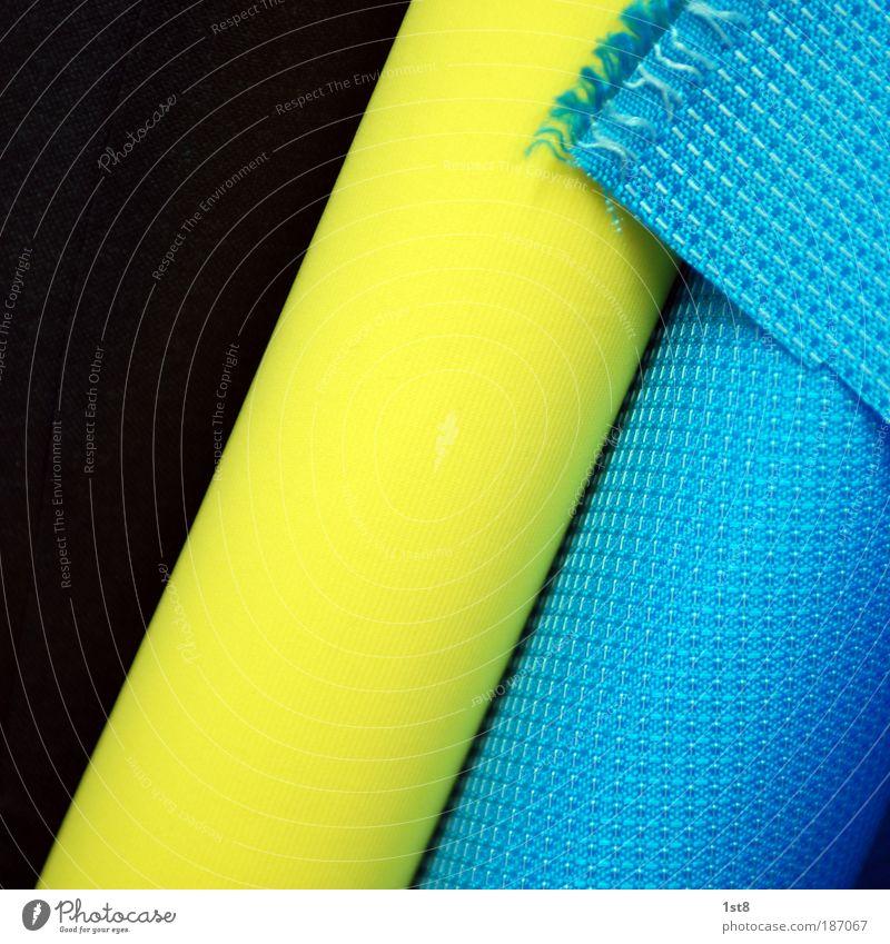 Blue Black Yellow Fashion Design Esthetic New Future Technology Science & Research Cloth Carpet Material Handicraft Scissors Advancement