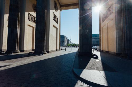 Berlin Germany Tourism Manmade structures Tourist Attraction Landmark Capital city Brandenburg Gate
