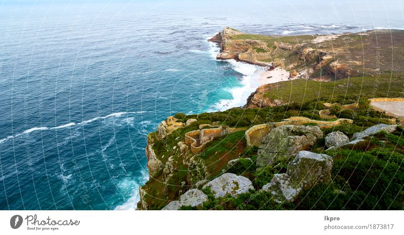 cape of good hope and natural park reserve Sky Nature Vacation & Travel Plant Town Beautiful White Ocean Landscape Clouds Beach Winter Mountain Black Natural