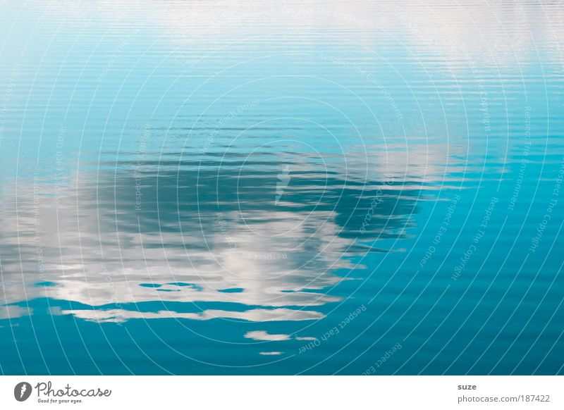 Sky Water White Blue Vacation & Travel Clouds Cold Freedom Dream Line Lake Art Waves Background picture Trip Pattern