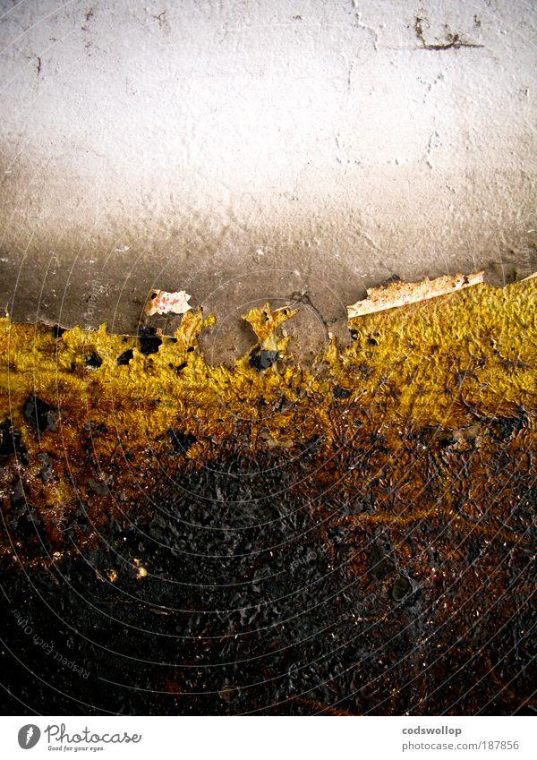 Black Wall (building) Wall (barrier) Landscape Gold Horizon Facade Abstract