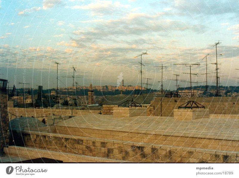 Success Roof Antenna Israel Asia West Jerusalem