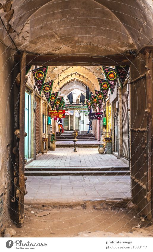 The door to happiness? Vacation & Travel Tourism Trip Adventure Far-off places Freedom Sightseeing Expedition Shiraz Isfahan Iran Asia Near and Middle East