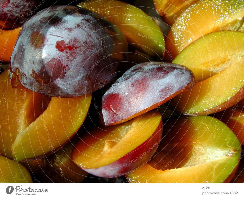 Healthy Fruit Plum