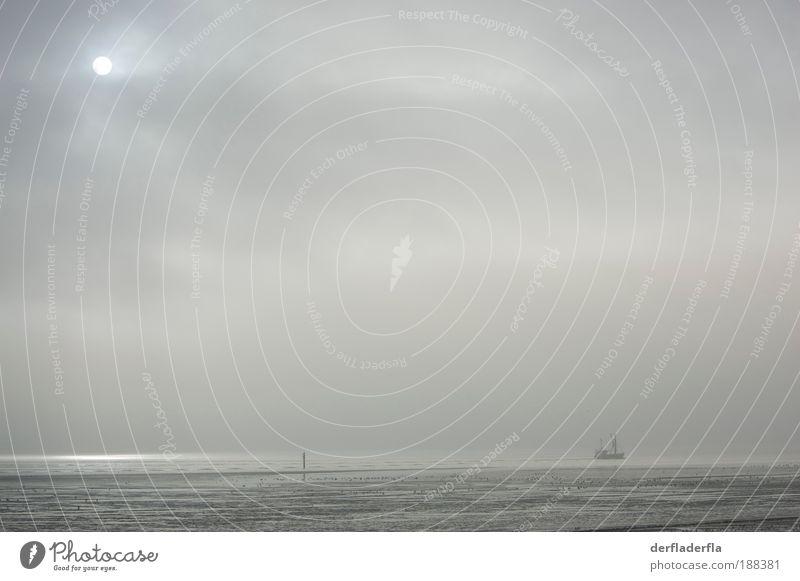 Water Sky Sun Ocean Winter Beach Clouds Loneliness Autumn Emotions Gray Coast Wind Horizon Esthetic Infinity