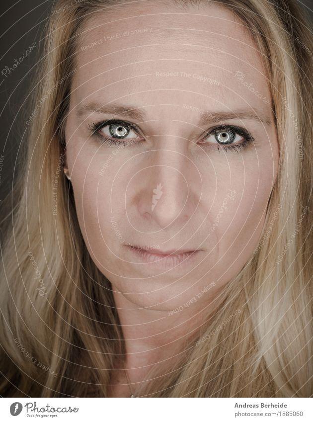 Human being Woman Beautiful Adults Feminine Head Cool (slang) Attractive Rebellious 30 - 45 years