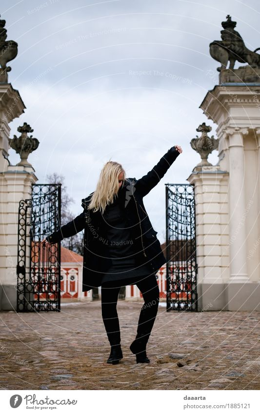 dancing queen 2 Sky Vacation & Travel Joy Life Emotions Lifestyle Feminine Style Playing Freedom Feasts & Celebrations Tourism Wild Trip Elegant Happiness
