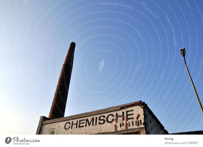 Industry Industrial Photography Factory Change Economy Chimney Chemistry Industrial plant Insolvency Carbon dioxide Chemical Industry Economic crisis Economic cycle Chemist Political economics Chemical factory